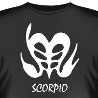 """Футболка со знаком зодиака """"Скорпион"""" (2)"""