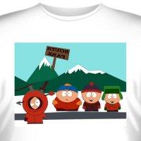 """Футболка """"South Park (Южный Парк) -3"""""""