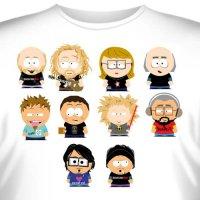 """Футболка  """"South Park (Южный Парк) -5 """""""