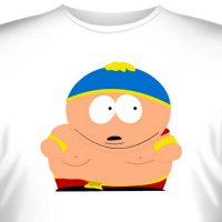 """Футболка """"Южный Парк (Eric Cartman) -1"""