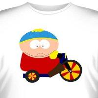 """Футболка """"Южный Парк (Eric Cartman) -6"""""""