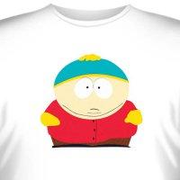 """Футболка """"Южный Парк (Eric Cartman) -8"""""""