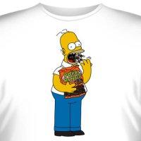 """Футболка """"Homer Simpson -1"""""""