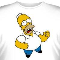 """Футболка """"Homer Simpson -5"""""""