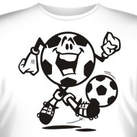 """Футболка """"Футбол -6"""""""