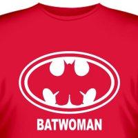 """Футболка """"BatWoman"""""""