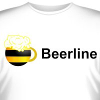"Футболка ""Beerline"""