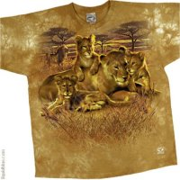 "Футболка ""Lion Family"" (США)"
