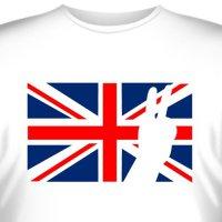 Классные футболки с британским флагом купить - Где Купить Футболку Ддт...