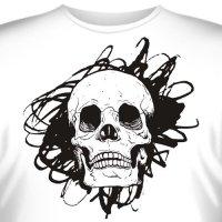 """Футболка """"Skull"""""""