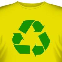 Футболка Леонарда «Recycle»