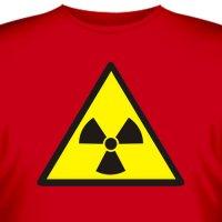 Футболка Леонарда «Radioactive»
