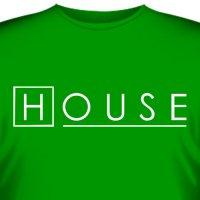 """Футболка """"HOUSE M.D. (Доктор Хаус)"""" 3"""