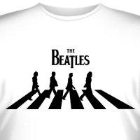 "Футболка ""The Beatles"" (Abbey Road)"