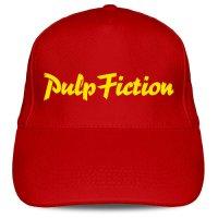 Кепка «Pulp Fiction (Криминальное Чтиво)»
