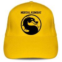 Кепка «Mortal Combat»
