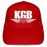 Кепка «KGB»