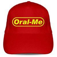Кепка «Oral Me»