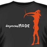 """Футболка """"Depeche Mode"""" 3"""