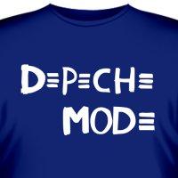 """Футболка """"Depeche Mode"""" 4"""