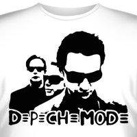 """Футболка """"Depeche Mode"""" 5"""