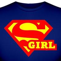 "Футболка ""Super Girl"""