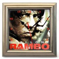 """Часы настенные """"Rambo"""""""
