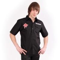 Черные мужские рубашки Lancia >>> Купить в
