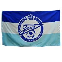 "Флаг ""ЗЕНИТ"" Санкт-Петербург"