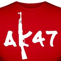 """Футболка """"АК-47"""" 3"""