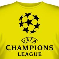 """Футболка """"Лига чемпионов UEFA"""""""