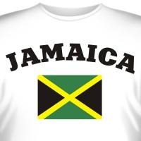 """Футболка """"Jamaica"""""""