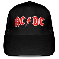 "Бейсболка ""AC/DC"" (1)"