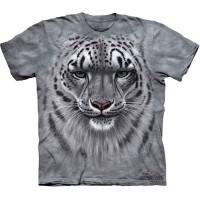 """Футболка """"Snow Leopard Portrait"""" (США)"""