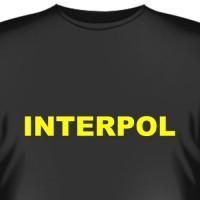 "Футболка ""Interpol"""