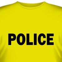 """Футболка """"Police"""" (2)"""