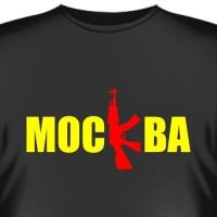 """Футболка """"Москва"""""""