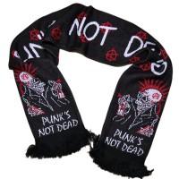 "Шарф ""Punk Not Dead"" (2)"