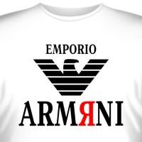 """Футболка """"Армяни"""""""