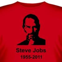 """Футболка """"Стив Джобс"""""""