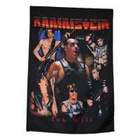 """Флаг """"Rammstein"""""""