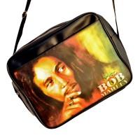"""Сумка горизонтальная """"Bob Marley"""" -1"""
