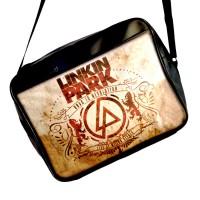 """Сумка горизонтальная """"Linkin Park"""" -2"""