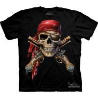 "Футболка ""Skull & Cross Muskets"" (США)"
