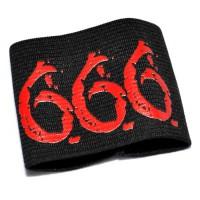 """Напульсник """"666"""""""