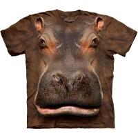 """Футболка """"Hippo Head"""" (США)"""