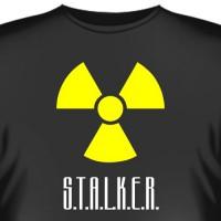 "Футболка ""Сталкер"""