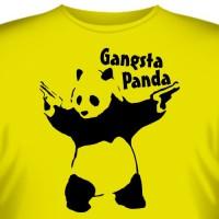 "Футболка ""Gangsta Panda"""
