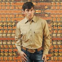 """Рубашка джинсовая """"Westrenger"""" (6)"""