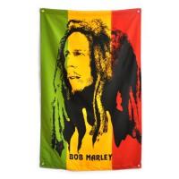 """Флаг """"Bob Marley"""" (2)"""